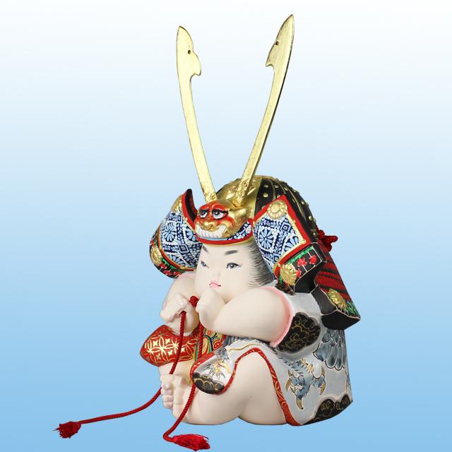 祐二作 初陣(特) 後藤博多人形株式会社